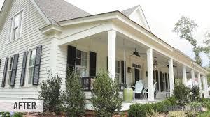 2012 idea house historic farmhouse renovation in senoia georgia
