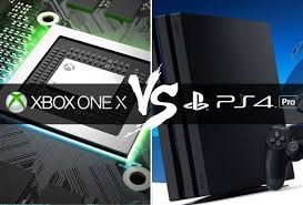 pubg xbox one x graphics ps4 pro vs xbox one x good news for sony could come back to bite
