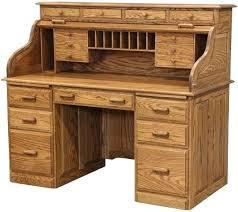used solid oak desk for sale solid oak roll top desk oak desks for sale solid oak roll top desks