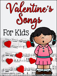 valentines for kids s songs for kids prekinders
