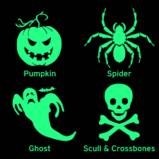 Halloween T Shirts by Personalised Glow In The Dark Halloween T Shirt By Simply Colors