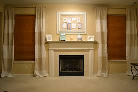 home decoration app photos hgtv modern living room with stone fireplace and high
