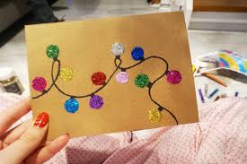 last minute diy cards the with the big hair
