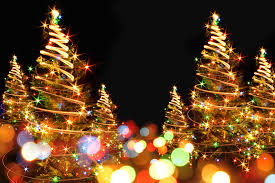 Christmas Tree by Fergus Christmas Tree Lighting Ostic Community Events
