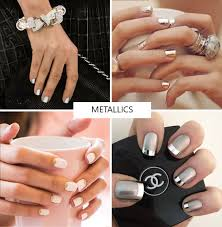 the 10 best metallic nail polish looks you must trysharon leavy