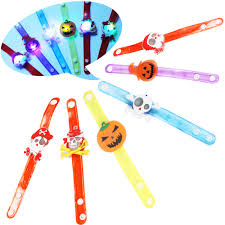 kids halloween cartoon online get cheap kids glow wrist band aliexpress com alibaba group