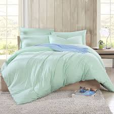 Green Duvets Covers Duvet Covers Bedding Sufey Com