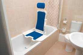 disabled bath chair seat lift neptune reclining bath lift medame