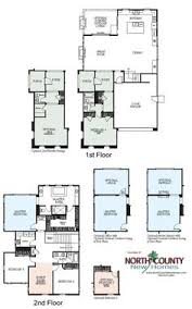 sle house floor plans sea cliff ii in rancho penasquitos san diego ca new home floor