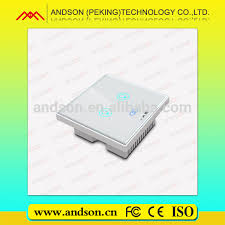 Touch Light Control Andson Zigbee Remote And Touch Light Switch Z Wave Dimmer Switch