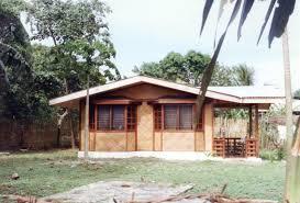 simple house design pictures philippines bamboo modern native house design philippines pageplucker design