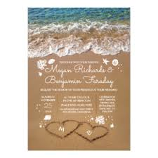summer wedding invitations summer wedding invitations announcements zazzle