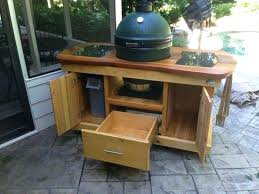 how to build a weber grill table weber kettle grill table barbecue grill table weber kettle grill