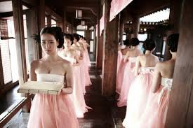 Wedding Dress Korean Movie The Treacherous 2015 Korean Movie Review Korean Movie Talk