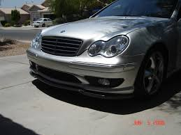 2005 c240 mercedes conversion from 2002 c240 to 2005 amg style 30 pics