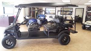 2012 club car precedent 6 passenger lifted electric ptv peebles