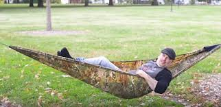 video learn how to make this diy hammock for ultimate relaxation