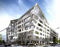 daniel libeskind on italy design the state of architecture rendering of the chau 43 residential project in berlin whose facade will be clad in