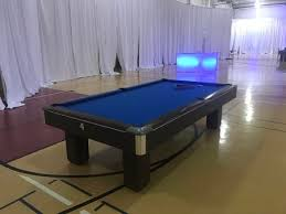 used valley pool table pool table rentals