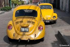 Classic Volkswagen Bugs In Peru Classiccult