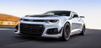 camaro for australia the 2018 camaro zl1 1le is what happens when you add a track