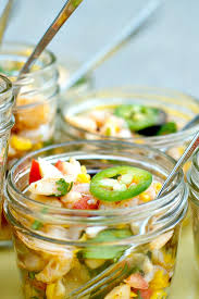 What To Make For A Dinner Party Of - ceviche