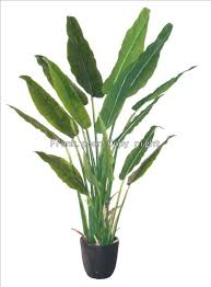 high quality artificial banana trees musa paradisiaca trees for