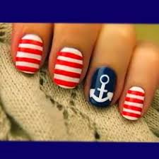 anchors love the anchor on the big toe nail art pinterest