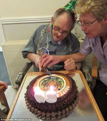 world guiness record holder for longest pubic hair is joe sanderson the world s oldest man with down s syndrome