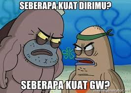 Meme Comic Indonesia Spongebob - salty spitoon meme indo image memes at relatably com