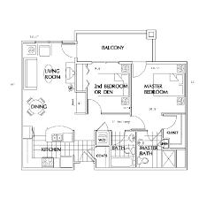 apartment garage floor plans 2 bedroom mirasol senior communitymirasol senior community