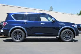 nissan armada wireless headphones new 2017 nissan armada platinum sport utility in roseville n44420