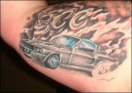 famous hummer car tattoo design by ink tattooshunter com