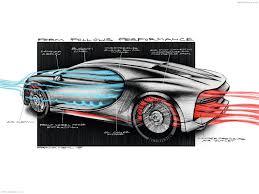 Bugatti Chiron 2017 Vehicle Concept Render Pinterest