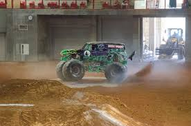 Monster Jam Revs Up The Action In Wichita Falls Photos