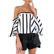 aliexpress com buy fashion women clothes off shoulder t