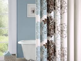 bathroom shower and window curtain sets shower ideas