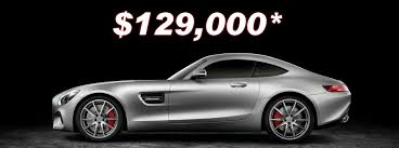 mercedes pricing 2016 mercedes amg gt pricing and release date