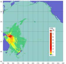 Solomon Islands Map U S Tsunami Warning Centers