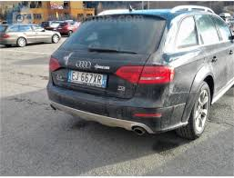 ej audi ej 667 xr audi a4 allroad south tyrol license plate of italy