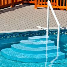 wedding cake pool steps swimming pool wedding cake step swimming pool ladders stairs
