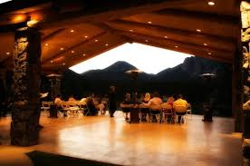 wedding venues in denver black inn venue estes park co weddingwire