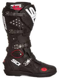 sidi crossfire motocross boots sidi mx boots crossfire 2 srs black 2017 maciag offroad