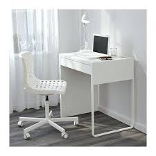 Borgsjö Corner Desk Computer Desk White Gloss Workstation Drawers Ikea Micke Table