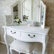 Shabby Chic Vanity Chair Wood Vanity Stool Foter