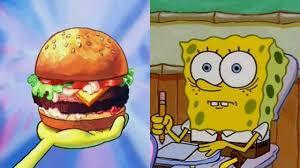Spongebob Krabby Patty Meme - the internet thinks they ve discovered the krabby patty secret
