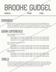 gmail resume templates 12 best creative spice images on pinterest