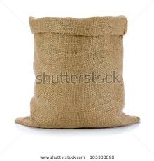 burlap sack stock images royalty free images vectors