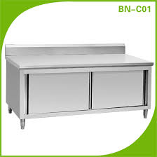 Stainless Steel Kitchen Pantry Cabinets Stainless Steel Kitchen - Stainless steel kitchen storage cabinets