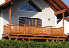balkon handlauf holz terrassengeländer balkongeländer balkongeländer aus lärchenholz